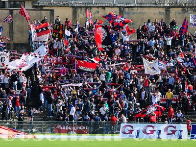 Cosenza - Gavorrano: 1- 0 - Tifosi