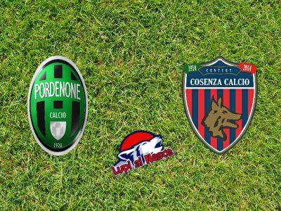 Pordenone-Cosenza