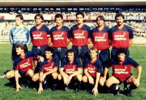 Cosenza 1986-1987