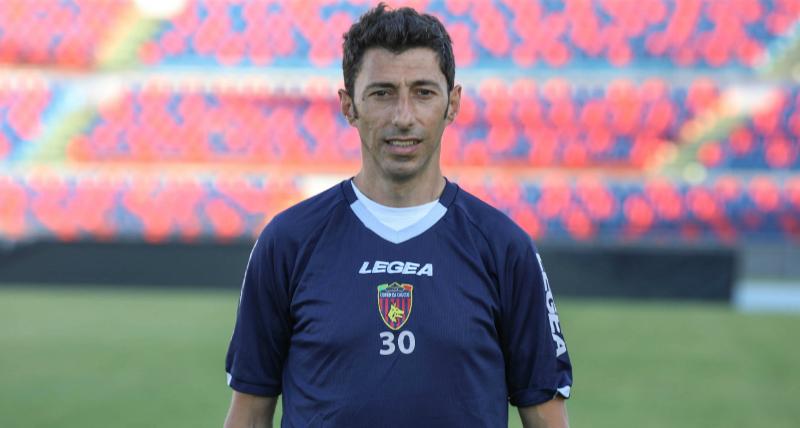 Roberto Occhiuzzi - tecnico del Cosenza