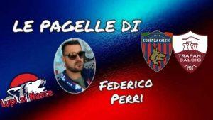 Cosenza-Trapani, Top & Flop: le pagelle di Federico Perri